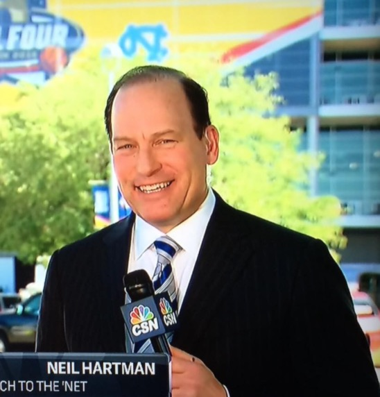 Neil Hartman Is Out at CSN