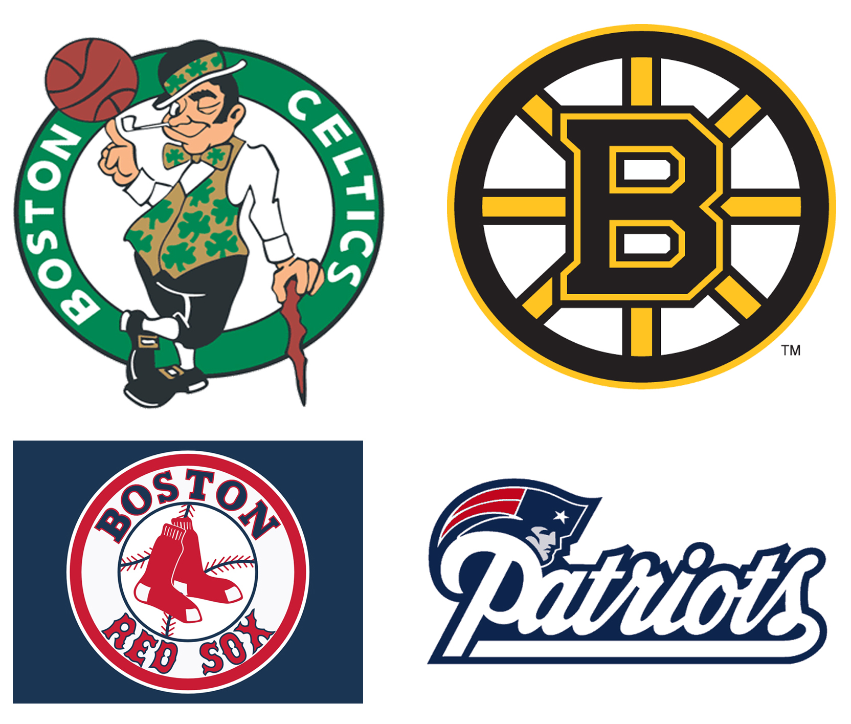 You're Forced to Cheer for a Boston Sports Team; Which One do you Choose?