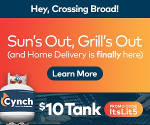 Get Your Back-to-School Propane Delivered by Cynch!