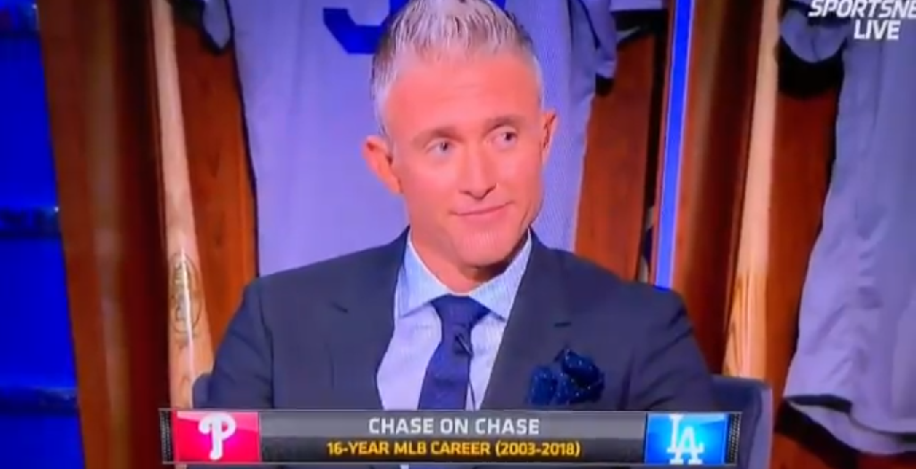Chase Utley Confirms That He Hates The Mets