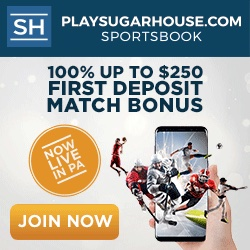 sugarhouse sportsbook pa
