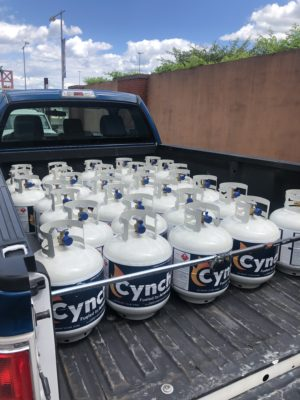 Prepping for Your Labor Day Cookout is a Cynch with Propane Delivery for Just $10
