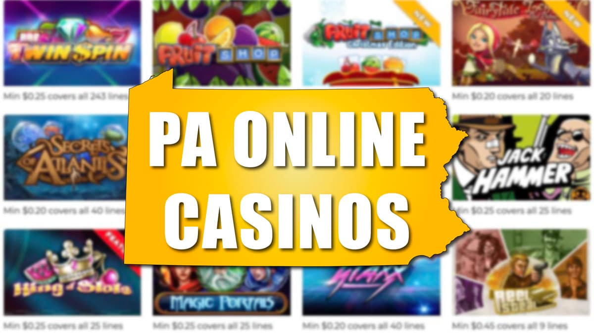 Online Gambling Real Money Pa