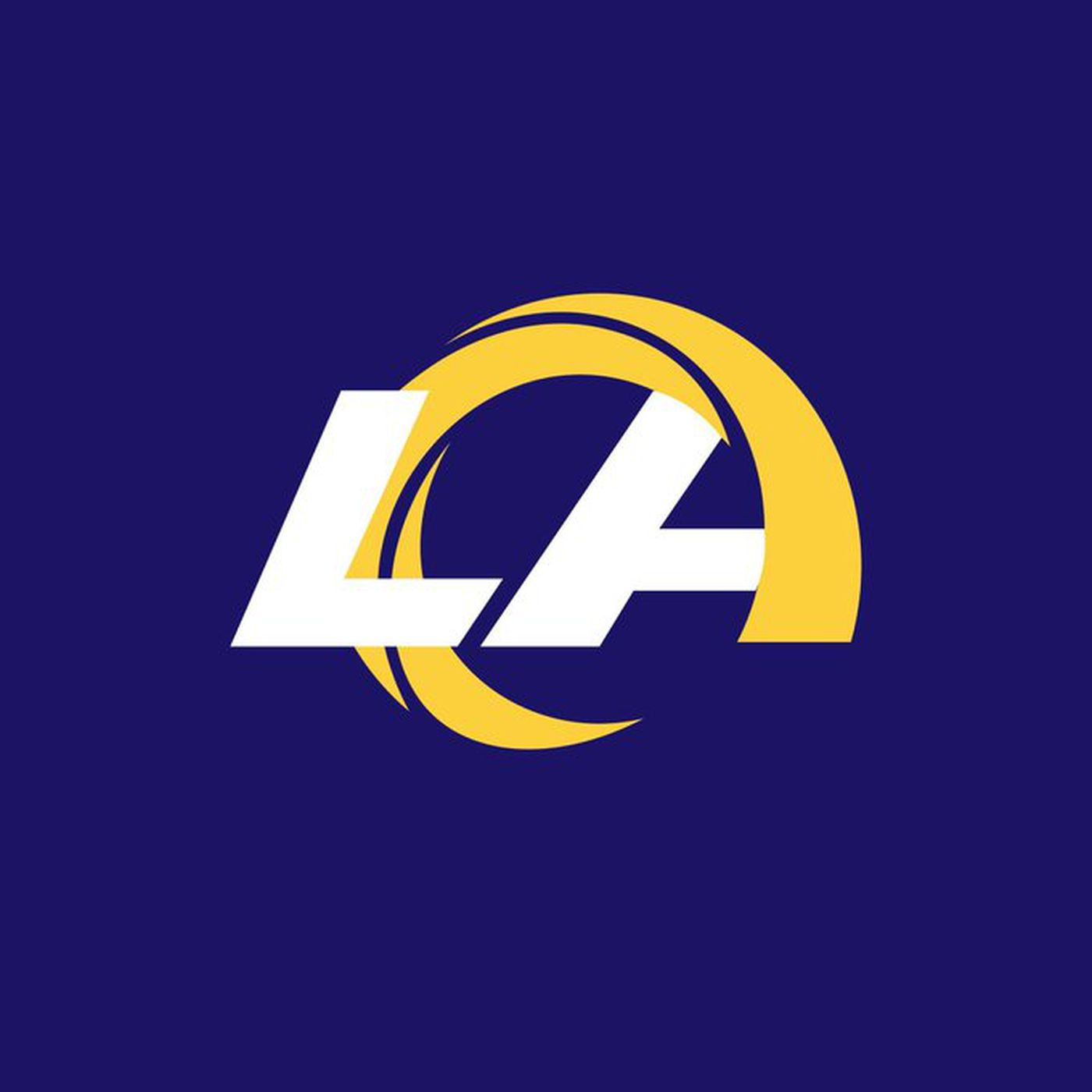 The Los Angeles Rams Have A New Logo Crossing Broad