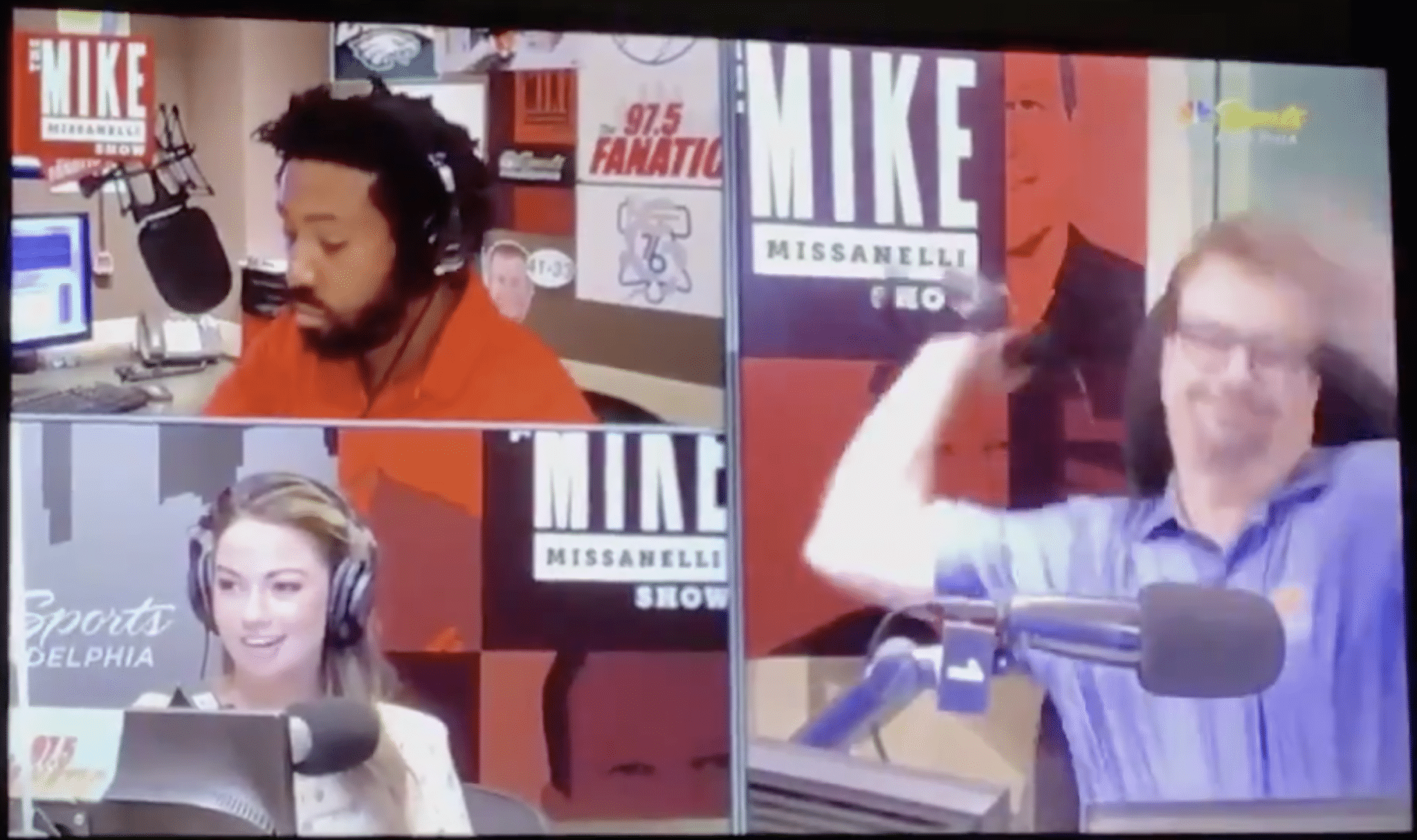 RADIO WARS: Mike Missanelli Throws Headset, Drops F-Bomb on Producer