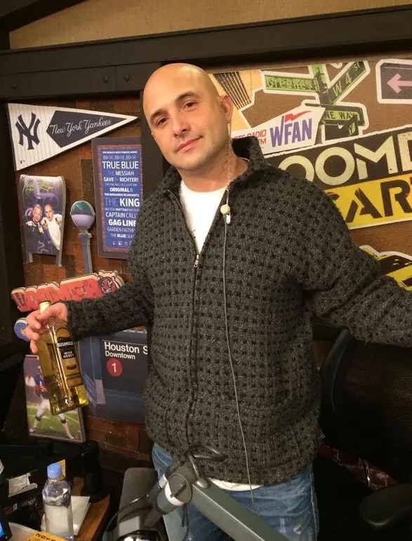 "New York Post: Craig Carton Has ""Firm Offer"" to Work 97.5 the Fanatic Morning Show"