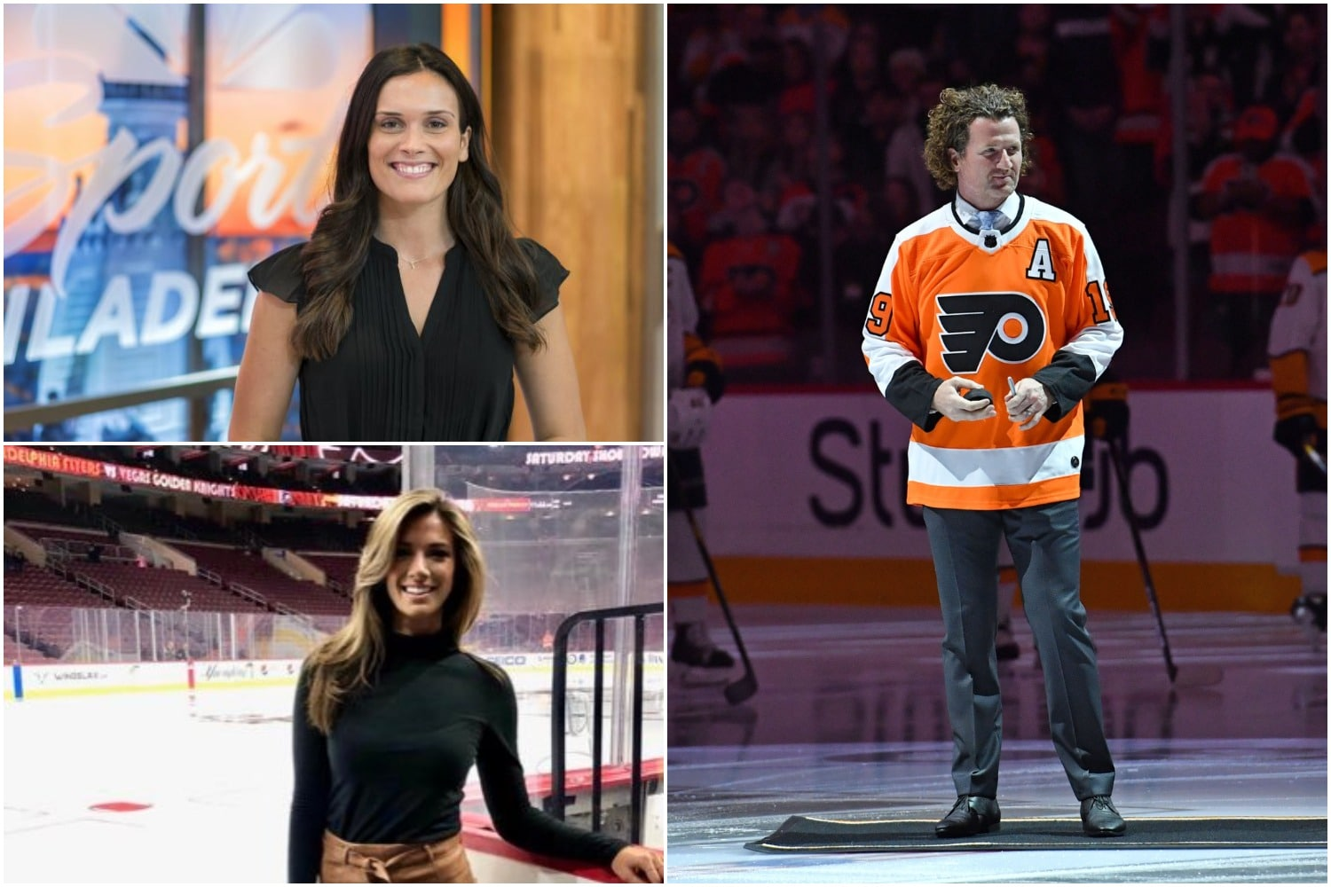 Big Changes Coming to Flyers Broadcast, with Katie Emmer Out, Scott Hartnell and Taryn Hatcher to the Desk