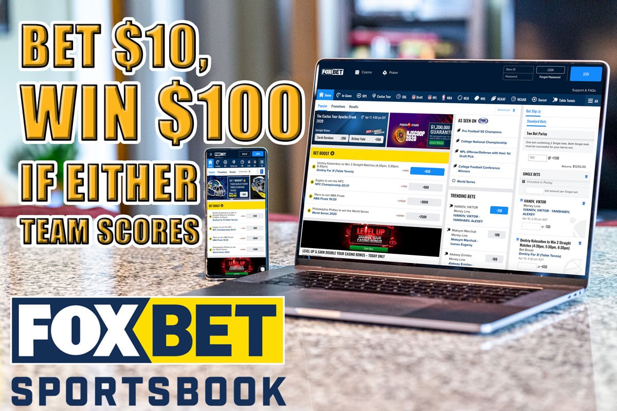 Best FOX Bet Super Bowl Promo: 10-1 Odds on Bucs or Chiefs to Score